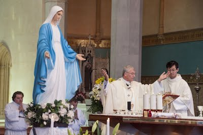 Nativity of Our Lady celebrated at St Mary's Cathedral
